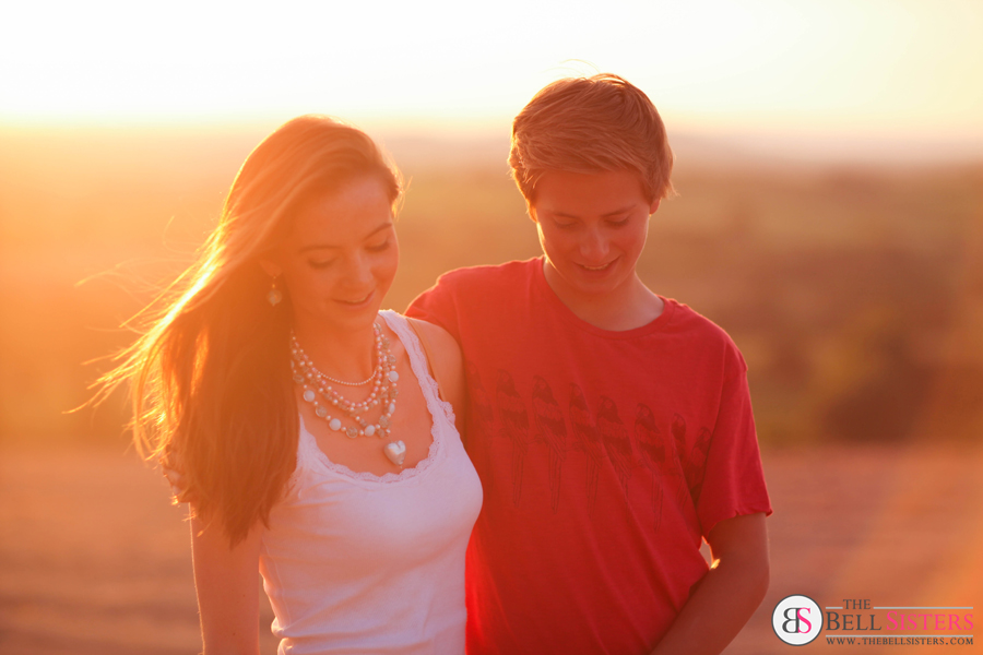 My 3 Favourite Tips for Golden Hour Portraits this Summer